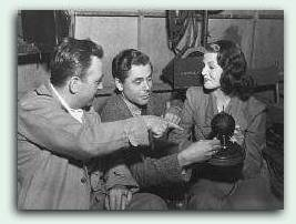 with Charles Vidor and Glenn Ford